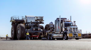 National Heavy Haulage NHH, part of the National Group